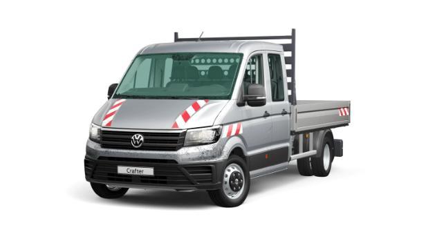 De ce firmele cumpara VW Crafter SH din Germania?Pentru ca unul nou ajunge sa coste in Romania chiar si 66.000 euro