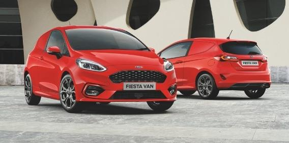 Ford a lansat astazi noua utilitara FiestaVan EcoBoost Hybrid 2020