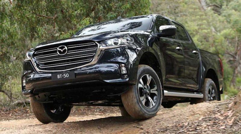 Noua Mazda BT-50 renunta la platforma Ford Ranger in favoarea lui Isuzu D-Max 2020