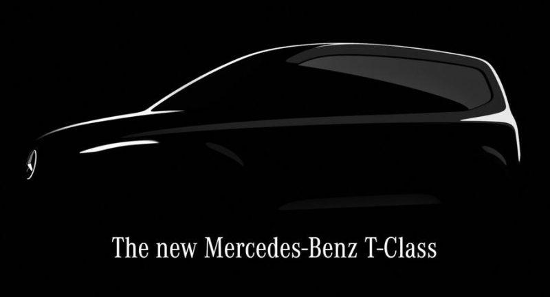 Noul Mercedes Clasa T este bazata 100% pe gama Renault Kangoo III 2020