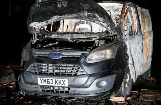Toate masinile Ford Transit Custom (2016 – 2020) sunt in pericol de a lua foc in mers-A12/00937/20