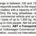 ABT e-Transporter 6.1 2020, pret ABT e-Transporter 6.1 2020, test ABT e-Transporter 6.1 2020, drive test ABT e-Transporter 6.1 2020, acumulator ABT e-Transporter 6.1 2020, probleme ABT e-Transporter 6.1 2020, timp incarcare ABT e-Transporter 6.1 2020, abt romania 2020, dsg ABT e-Transporter 6.1 2020