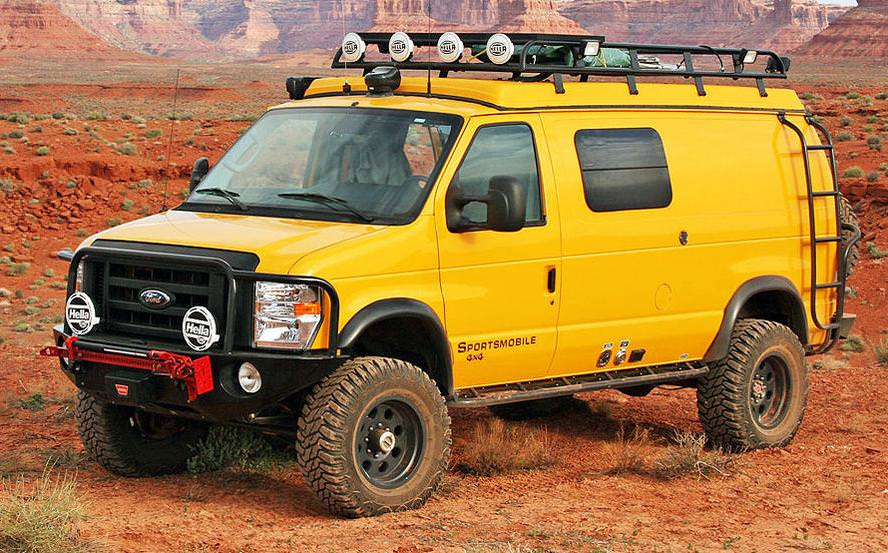 Ford Econoline Off Road 2014 Images 8 Whattruck